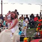 Miss Battle of flowers junior