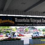 Foto de Ramada Williamsburg and Wasserbahn Waterpark