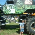 another retired Grave Digger
