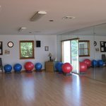  large, well-equipped fitness room