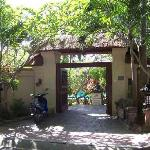 Sanur Beach Villas Entrance