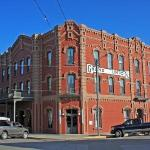 The historic Grand Union Hotel built in 1882