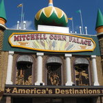 Corn Palace from Outside