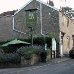The Wheelwrights Arms resmi
