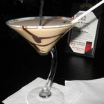 Chocolate Malt Martini!