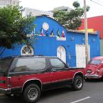 Foto de Blue House Backpacker hostel