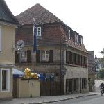  Gasthof &quot;Goldener Lwe&quot; in Bayreuth