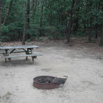  Empty Campsite