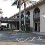 Executive Inn Suites Morgan Hill resmi