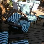 Crummy outdoor furniture