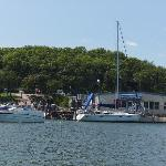 The Grandpappy Point Marina