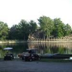 Foto van Lake Rudolph Campground & RV Resort