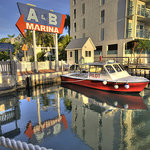 Location: A&B Marina by the big sign
