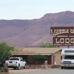 Foto van Marble Canyon Lodge