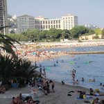 Photo de Larvotto Beach
