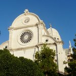 Cathedral of St. James in Sibenik Foto