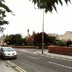 Hornby Road and Blackpool Tower