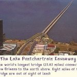‪Lake Pontchartrain‬