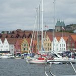 Bryggen Hanseatic Wharf