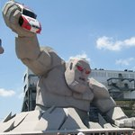 The Monster of the Monster Mile at Dover Speedway
