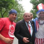 4th of July with Buddy Cianci...2008
