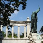 Gellert Hill and Statue (Gellert Hegy)