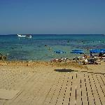 Just one of Protaras' beaches