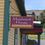  Maidment House Sign