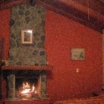  Chalet interior