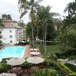  Kivi Milimani Hotel pool