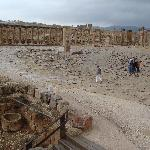 Jerash (Jordan) - Not far from Amman