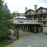 Foto van Delta Lodge at Kananaskis
