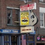 Photo of Ernest Tubb Record Shop