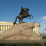 Bronze Horseman (Monument to Peter the Great)