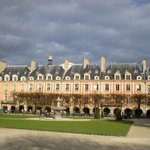 Platz der Vogesen (Place des Vosges)