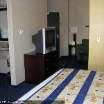 SpringHill Suites Salt Lake City Downtown照片