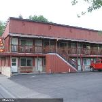  Motel from Outside