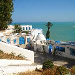  Sidi Bou Said caf des dlices