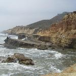 Old Point Loma Lighthouse Foto
