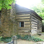 Historic Ogle Log Cabin