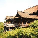 Kamuro an is only minutes away from Kiyomizu Temple