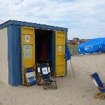 Rehoboth Beach Chair/Umbrella Rental Stands