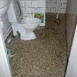  2 bagni in un unico piano!2 single toilets never cleaned in onle floor