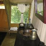  Suyan tent bathroom