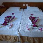  Lovely bed decorations, by Beran