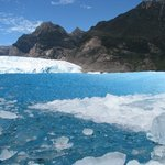 San Rafael Glacier and Lagoon