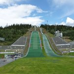 Lysgardsbakkene Ski Jump Tower