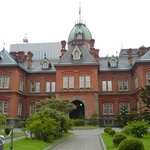 Photo of Former Hokkaido Government Office Building