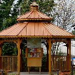 Downtown gazebo, learn about activities