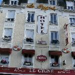 Photo de Hotel Le Cygne